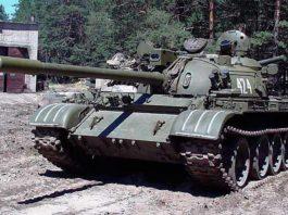 Опубликовано видео ожесточенного боя двух советских танков в Ливии