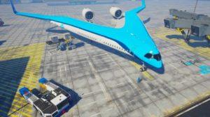 Самолёт Flying-V