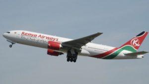 Мужчина, личность которого пока не установлена, по всей видимости выпал из отсека шасси самолета, летевшего из Найроби