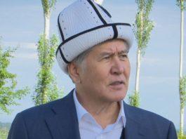 Юристы Алмазбека Атамбаева подали вторую, но не последнюю жалобу в Конституционную палату