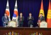 По итогам официального визита премьер-министра Кореи в Кыргызстан подписан ряд документов