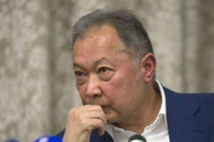 Курманбек Бакиев будет сразу арестован, если прибудет в Кыргызстан