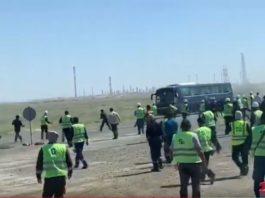 Беспорядки на Тенгизе: глава арабской компании извинился перед казахстанцами