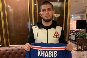 Хабиб Нурмагомедов обратился с просьбой к UFC