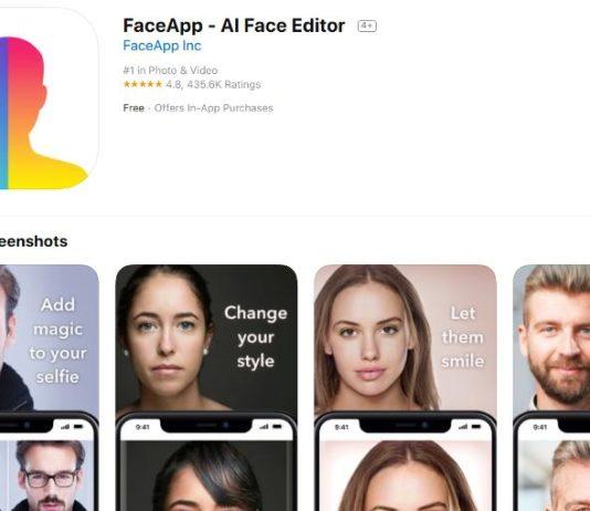 Основатель FaceApp опроверг передачу данных пользователей властям