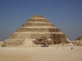 Археологи нашли в пирамиде Джосера путь в «загробный мир» фараонов