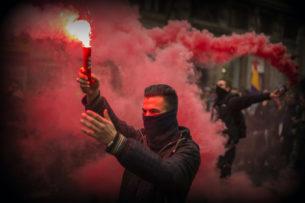 «Мы будем пионерами нового массового коммунизма» Философ о настоящих целях акций протестов