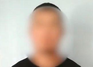 Подозреваемый в убийстве спецназовца рассказал о себе (видео)