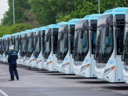 В общественном транспорте Бишкека устанавливают камеры