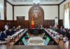 В правительстве Кыргызстана из 137 заявок отобрали 4 инвестиционных бизнес-проекта