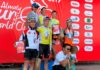 Спортсменка из Бишкека взяла «бронзу» в абсолютном зачете на ежегодной велогонке в Алматы