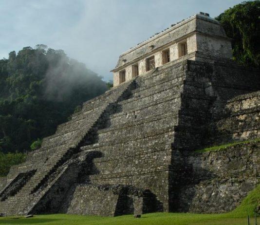 Города майя вели тотальные войны друг с другом