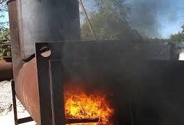 Сжигали человеческие органы прямо на улице — скандал в Шымкенте
