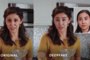 Эксперт: deepfake-технологии станут массовыми уже в течение года. Менять голоса и лица смогут все пользователи