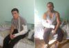 У подозреваемых в жестоком избиении в Бишкеке сломаны руки?