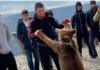 Организация по правам животных обвинила Нурмагомедова в жестокости из-за его борьбы с медведем