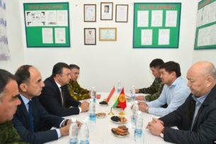 Первые результаты переговоров по кыргызско-таджикскому конфликту