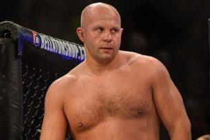 Федор Емельяненко исключен из рейтинга тяжеловесов Bellator