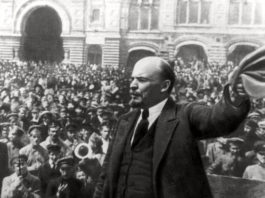 Как налетчики ограбили Ленина и что с ними случилось
