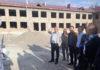 Детей из «контейнерной» школы в селе Кенеш до наступления холодов переведут в другое помещение