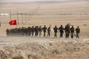 За прошедшую ночь на кыргызско-таджикской границе инциденты и перестрелки незафиксированы — Погранслужба КР