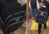 Упал под тяжестью рюкзака: видео со школьником рассылают в Казнете