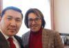 Андрей Малахов посетил Посольство Кыргызстана в Москве