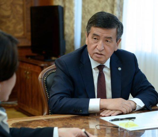 О подготовке к выборам в ЖК рассказала глава ЦИК Сооронбаю Жээнбекову