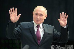 The Telegraph: Кремль боится, что Путин заболеет Covid-19