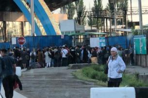 На казахско-кыргызской границе наведут порядок. Кордай модернизируют