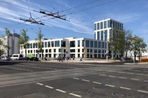 СМИ Беларуси: За крупной стройкой в центре Минска может стоять семья Бакиевых