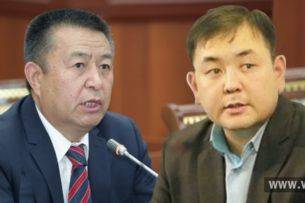 Депутат ЖК Чыныбай Турсунбеков обвинил активиста Мелиса Аспекова в вымогательстве $11 тыс.