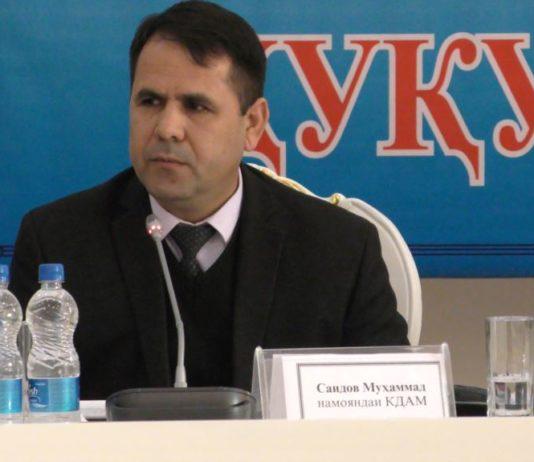 Спецслужбы Таджикистана: в нападении на погранзаставу участвовали женщины и дети