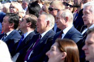 Опричники Назарбаева