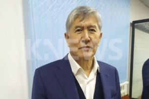 Сотрудники аппарата Омбудсмена посетили Алмазбека Атамбаева в СИЗО ГКНБ