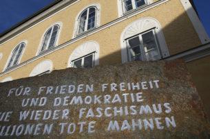 Отвадить паломников: в доме Гитлера в Австрии разместят полицейский участок