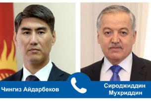 Атака на погранзаставу Таджикистана: Глава МИД Кыргызстана соболезнует семьям погибших