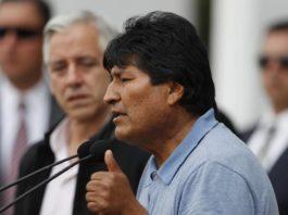 Производители коки в Боливии объявили мобилизацию для возвращения к власти Моралеса