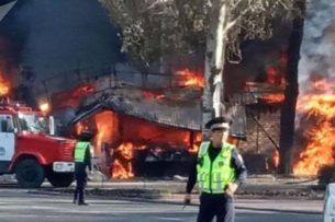 После взрыва в «Антошке» все точки быстрого питания Бишкека будут проверены