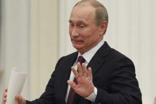 Путин ответил Байдену: Кто обзывается, тот так и называется