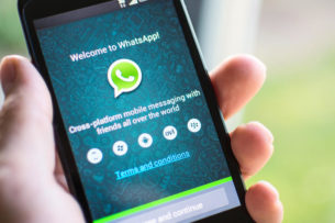 Число загрузок WhatsApp для Android превысило 5 млрд