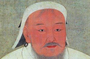 Монгольские ученые выяснили, что Чингисхан был европейцем