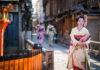 В Японии туристам запретили фотографировать гейш