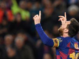 Месси установил рекорд Лиги чемпионов, превзойдя Роналду
