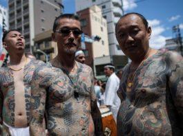 В Японии застрелен один из главарей группировки якудза