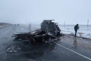 Пострадавших в ДТП под Оренбургом двоих кыргызстанцев прооперировали