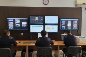 За работой кыргызских таможенников на контрольно-пропускных пунктах можно наблюдать онлайн