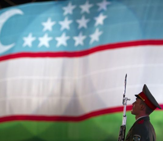 Дилемма Узбекистана: США или Россия