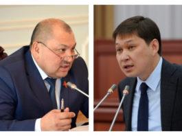 Модернизация ТЭЦ Бишкека: Сапар Исаков обвинил Кожобека Рыспаева во лжи