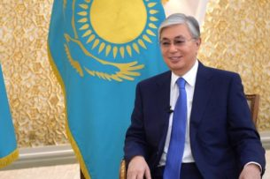 Украина выразит демарш Казахстану из-за отрицания Токаевым аннексии Крыма — МИД